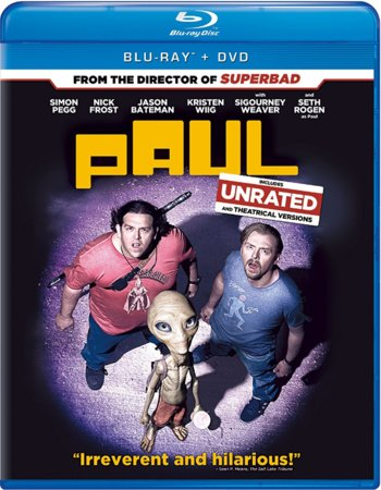 Paul (2011) Dual Audio Hindi 480p BluRay 300MB