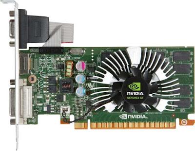 Nvidia GeForce GT 635最新ドライバーのダウンロード
