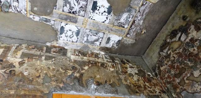 Dhanapala Narrative painting on Ajanta cave 17 porch