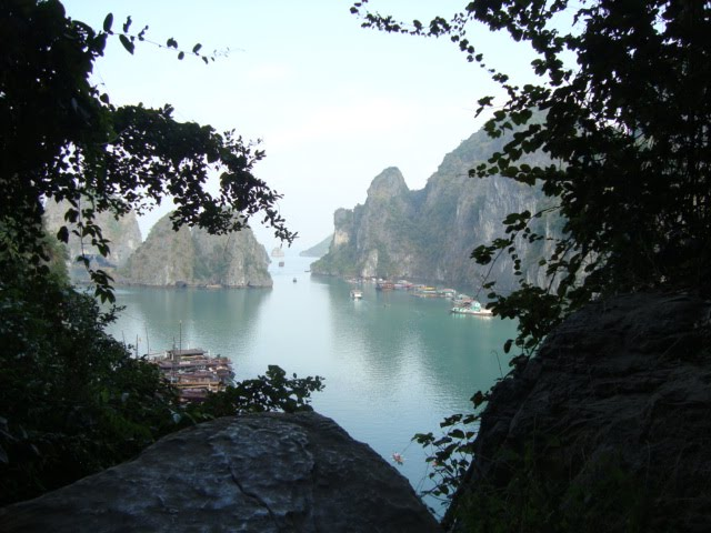Bahía de Ha Long (Ha long Bay), Vietnam