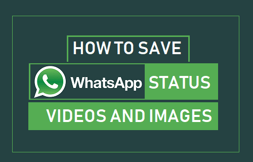 How to Downlaod Whatsapp Status