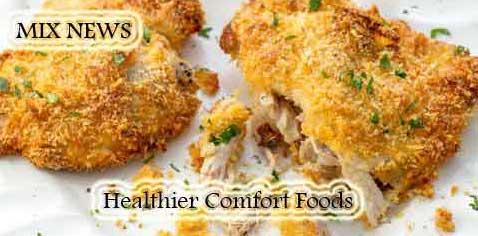 Healthier Comfort Foods