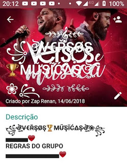 Musicas - Grupos de WhatsApp Musicas