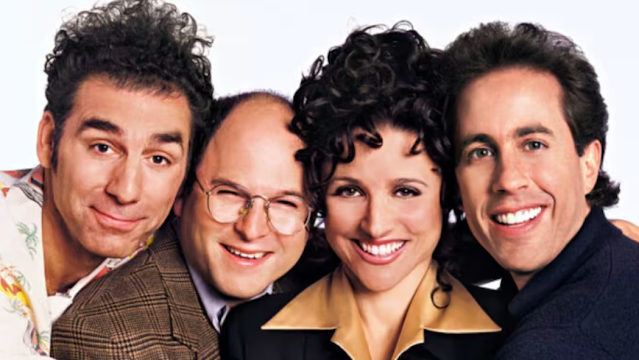 Seinfeld to stream on Netflix from October 1