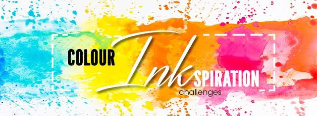 Jo's Stamping Spot - Colour INKspiration Challenge #CI060