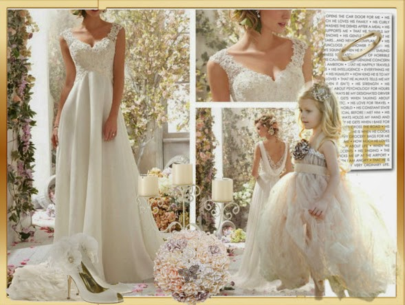 An Overviews of Flower Girl Dresses