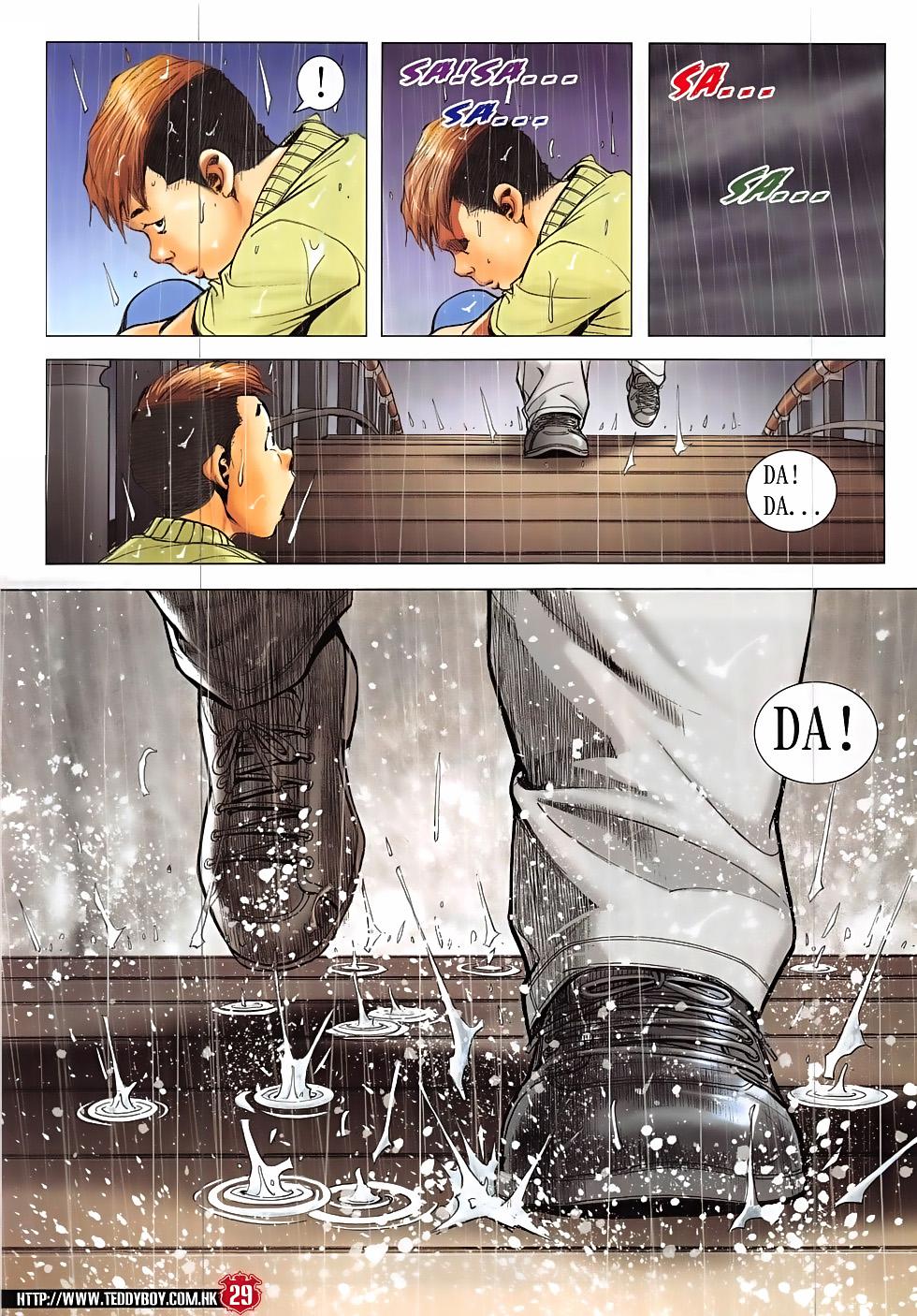 Người Trong Giang Hồ chapter 1864: cha tôi diệu dương trang 28