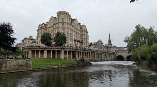 Bath desde el Río Avon.