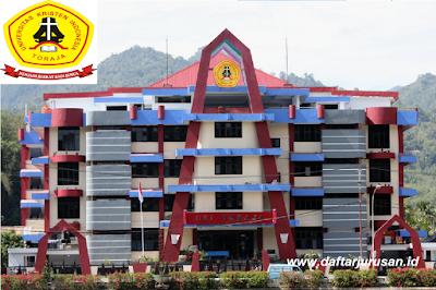 Daftar Fakultas dan Program Studi UKI Universitas Kristen Indonesia Toraja