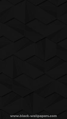 solid black iphone wallpaper