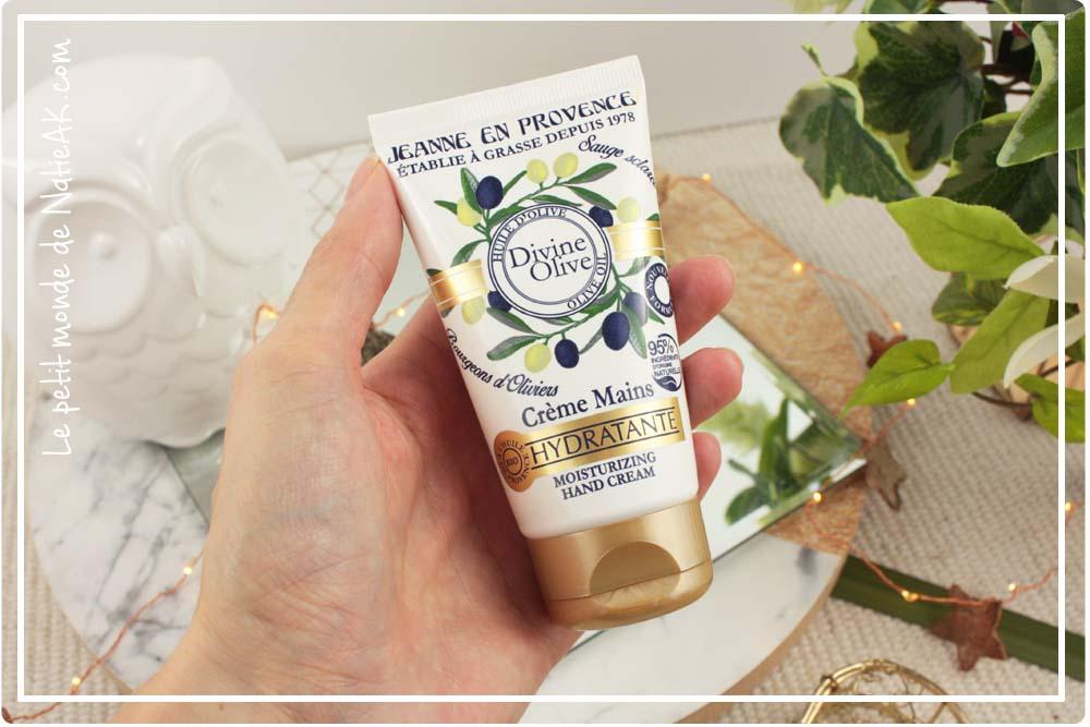 Jeanne en Provence Divine olive coffret