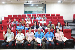 Group photo of participants at National Youth Healing Center. Image courtesy: KYWA.
