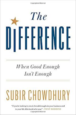 The Difference: When Good Enough Isn't Enough pdf free download
