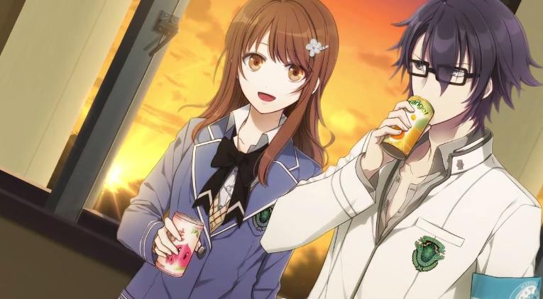 【情報】PSP 遊戲軟體《學園 K》公開遊戲開場動畫 - 笑えばいいと思うよ
