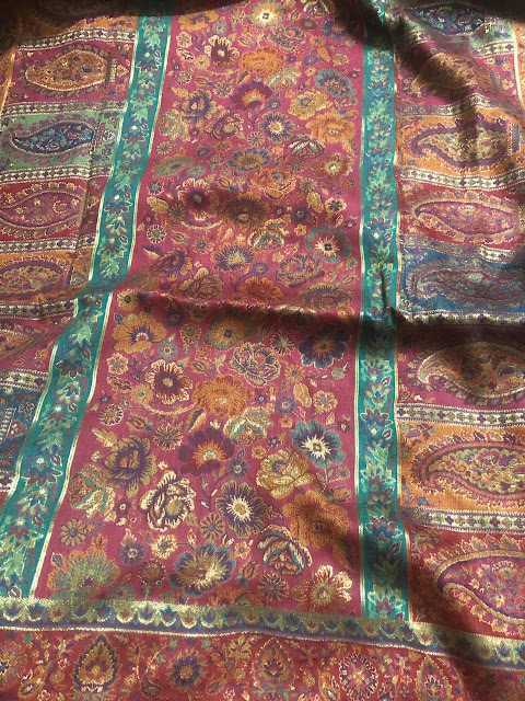 Kashmiri Kani saree from sohum sutras