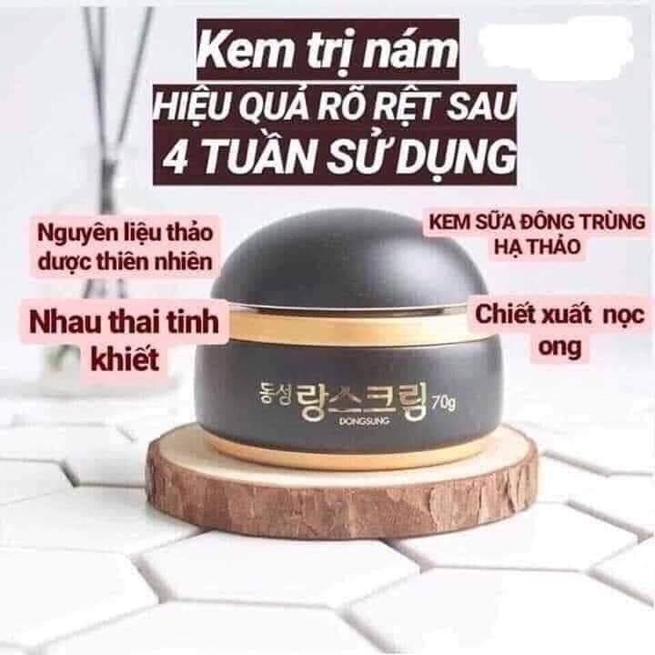 Kem Trị Nám DongSung Rannce Cream 70g Hàn Quốc