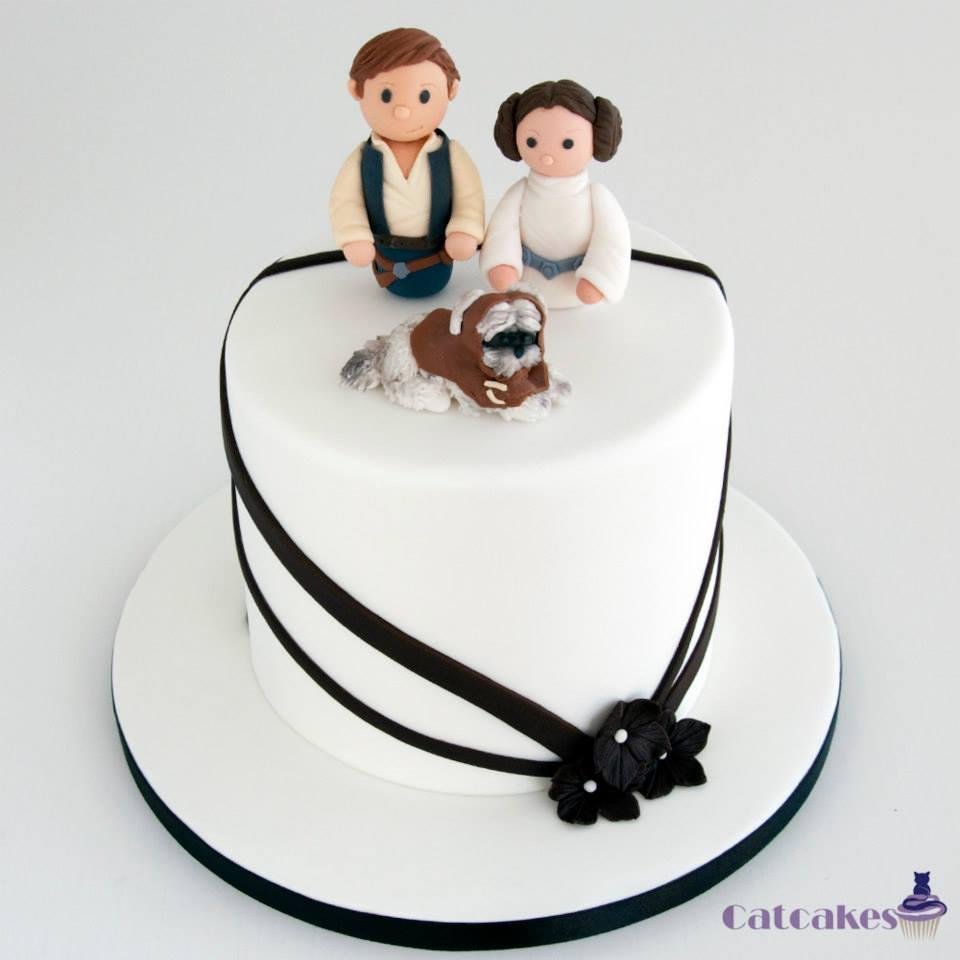Quiero Una Tarta Para Mi Boda Catcakes Reposter 237 A Creativa