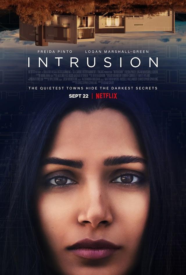 Intrusion (Trailer Film Netflix 2021) Intrus