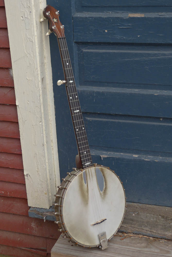1906 Fairbanks No  4 Special 5-String Banjo