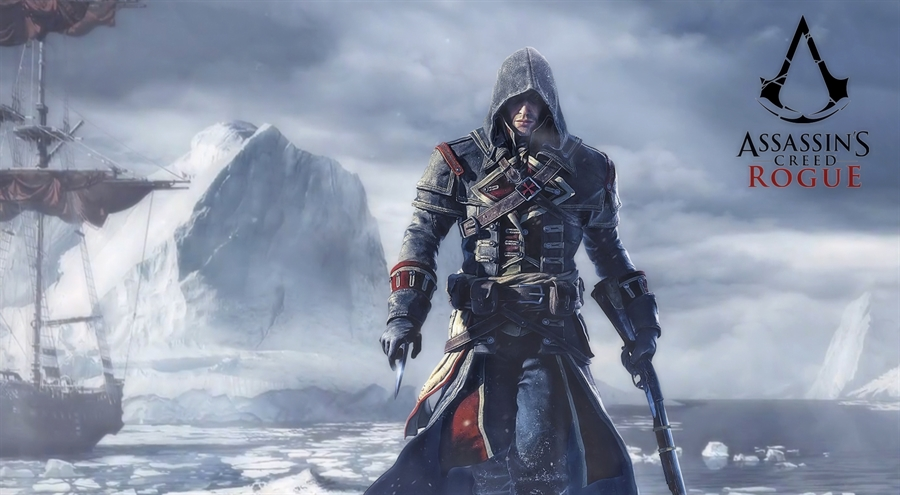 Assassin's Creed Rogue PC Download Poster