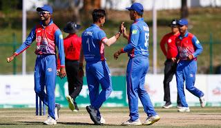 Nepal vs Malaysia 6th Match Tri-Nation T20I Series 2021 Highlights