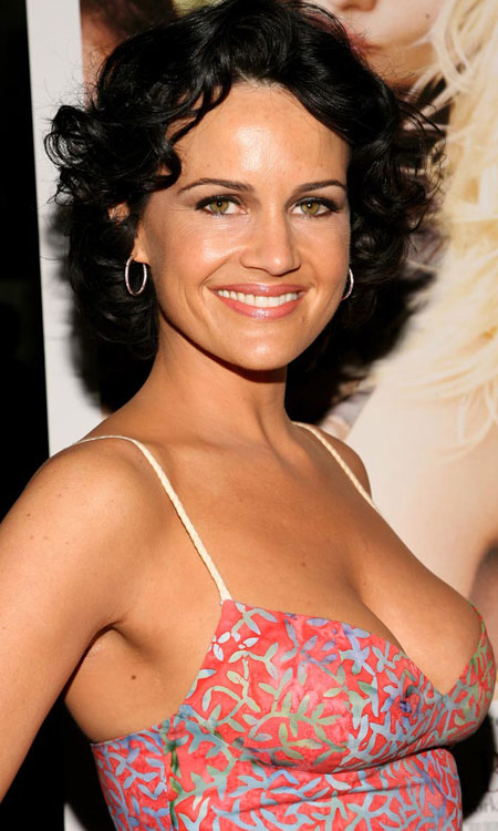 Carla Gugino Sexy Pictures