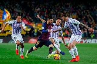 يلا شوت | مباراة برشلونة وبلد الوليد مباشر 21-12-2020 في الدوري الاسباني