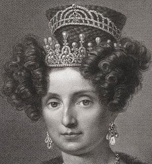 pearl tiara ancona grand duchess maria anna tuscany savoy saxony