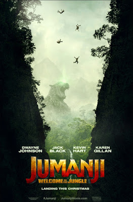 DETROIT GIVEAWAY: 15 admit-2 screening passes for Jumanji, 12/18 at AMC Livonia