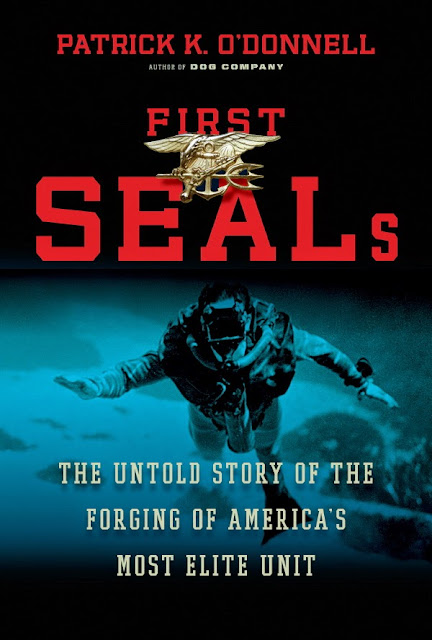 The First SEALs with Patrick K. O'Donnell Interview
