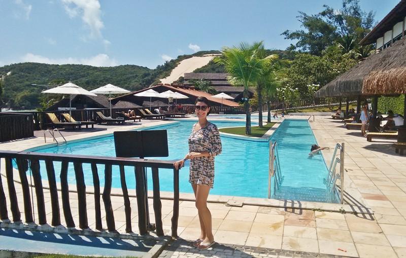Hotel na Praia de Ponta Negra, Morro do Careca