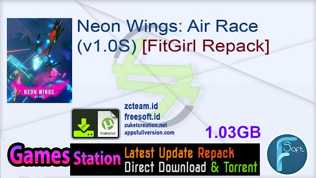 Neon Wings Air Race (v1.0S) [FitGirl Repack]
