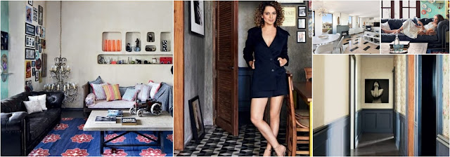 Does Kangana Ranaut Have A Home In The Famous Manali Valley?