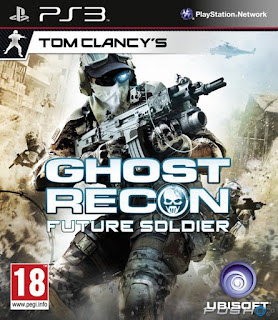 Tom Clancy's Ghost Recon Future Soldier PS3 Torrent