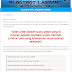 Template Blogspot Landingpage