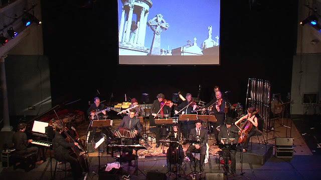 Piazzolla: Maria de Buenos Aires - Valentina Montoya Martinez, Nicholas Mulroy, Juanjo Lopez Vidal, Mr McFall's Chamber, Victor Villena