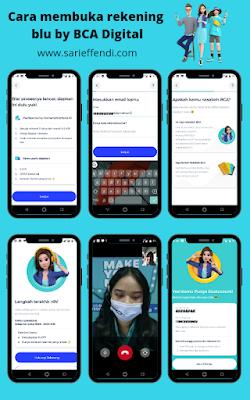 download aplikasi blu dan cara membuat rekening