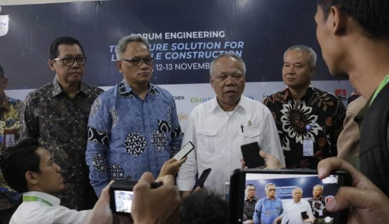 Menteri Basuki: Perlunya Sinergi Pemerintah, Dunia Pendidikan dan Industri Konstruksi