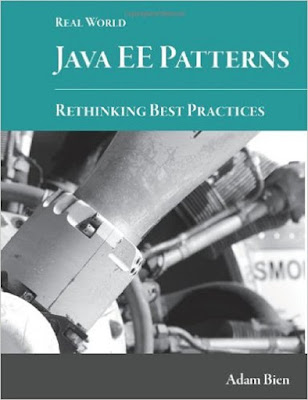 Good book to learn Java EE Patterns