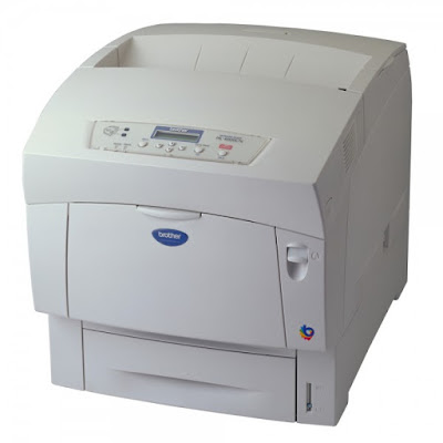 ppm inward both coloring in addition to monochrome printing Brother HL-4000CN Driver Downloads