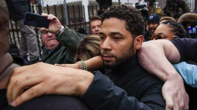 Former 'Empire' actor Jussie Smollett indicted again by grand jury in Chicago