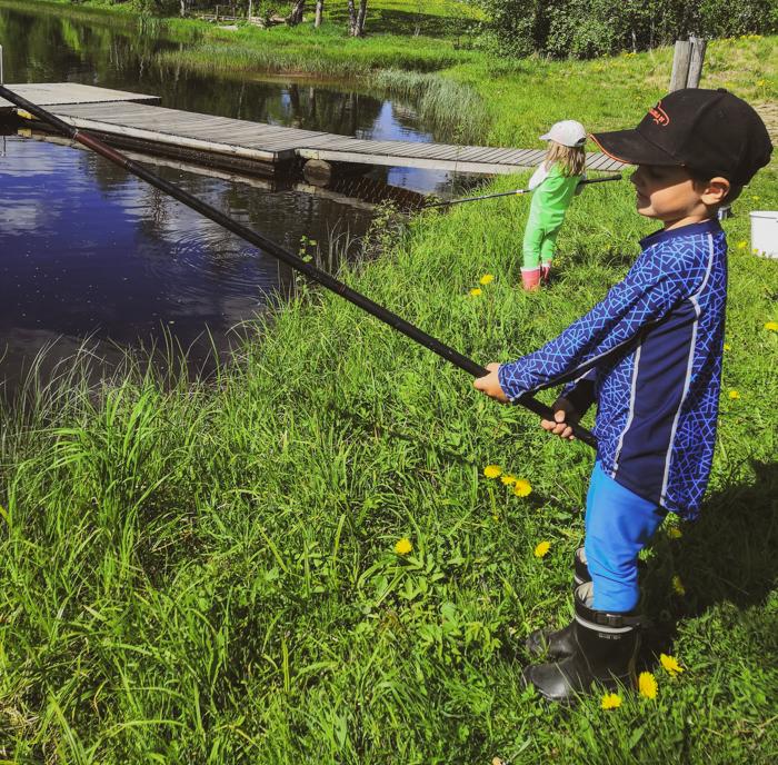 tekemistä lasten kanssa kesällä pienellä budjetilla