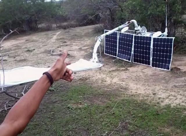 Outro satélite da Google que fornecia internet na Austrália caiu
