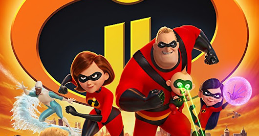 Download Film Incredibles 2 (2018) Subtitle Indonesia