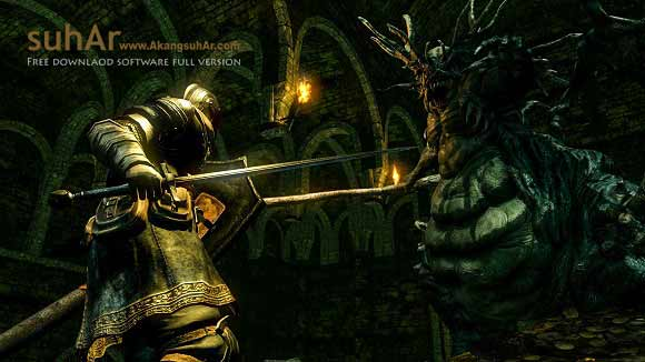 Download Game PC For Windows Dark Souls Remastered Full DLC