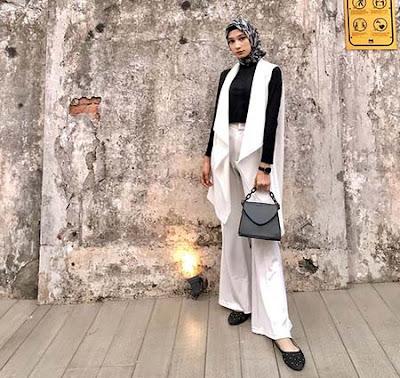 Nadira Sungkar OOTD Hijab