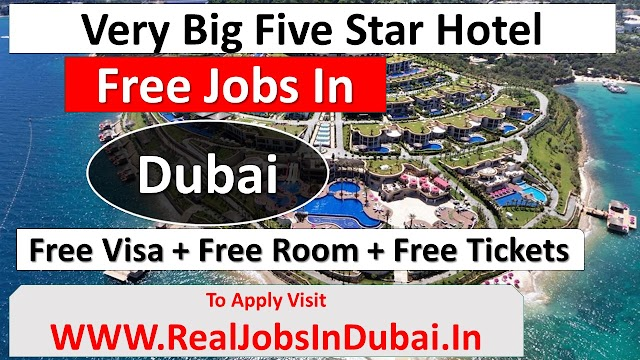 Paramount Hotel Jobs In Dubai - UAE 2021