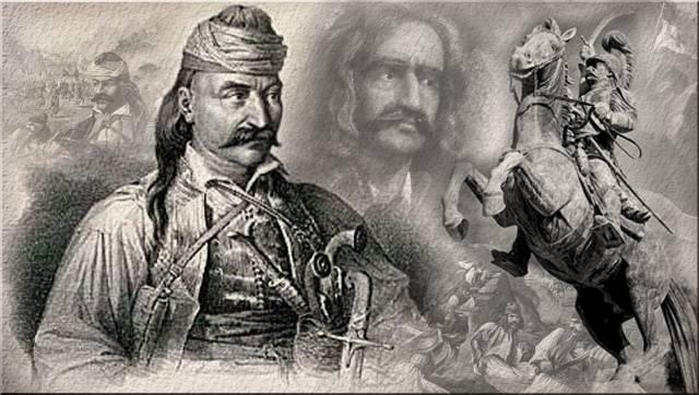 Ο ιστορικός λόγος του Κολοκοτρώνη στην Πνύκα