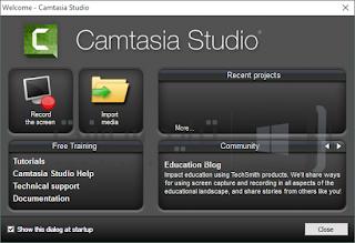 تحميل برنامج كامتازيا ستوديو camatasia studio