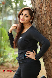 Actress Aswini Latest Stills in Black Denim Jeans  0154.JPG
